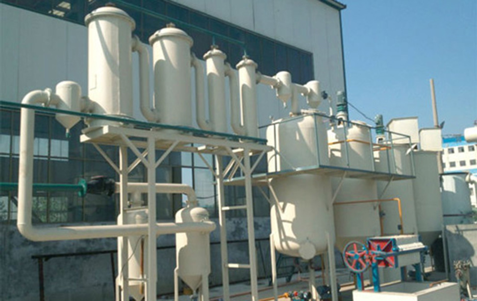 manufacture of Convert plastic waste to fuel oil
