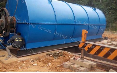 Waste Plastic To Diesel Nigeria