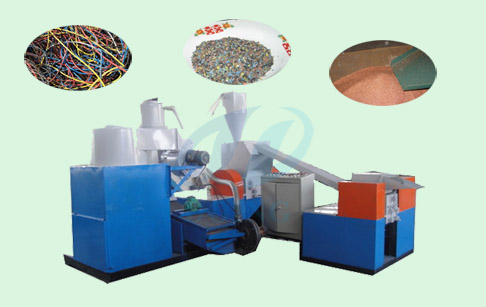 Copper wire granulator suppliers