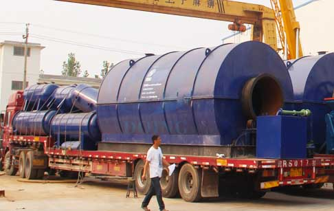 Why we need  Waste Tyre/ Plastic Recycling Pyrolysis Plant?