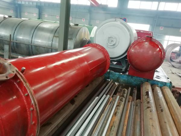 India refining equipment