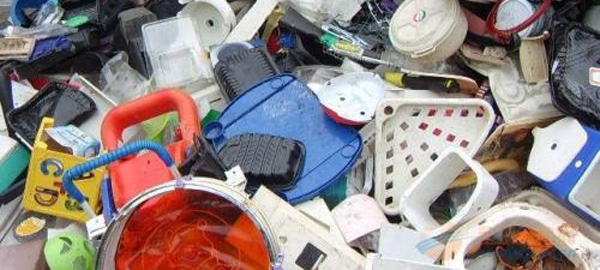waste plastic products