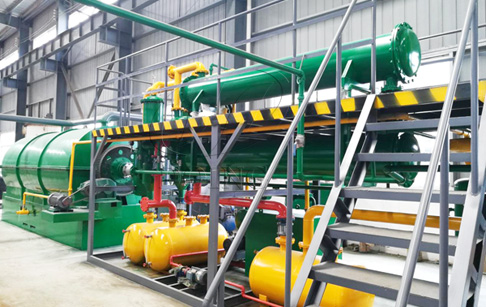 How to choose a good waste tire/plastic pyrolysis plant?