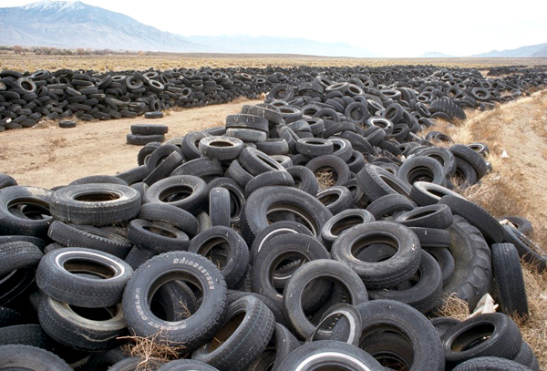 What products can be made from recycled tires?_Industry News
