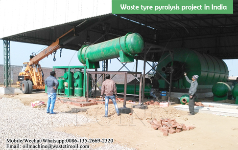 Can I get permission for tyre pyrolysis project in India?