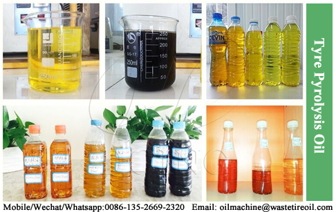 How about the demand of tyre pyrolysis oil in India?