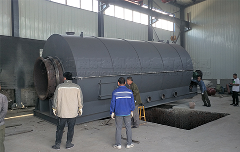 Where to buy high quality waste tyre pyrolysis plant?