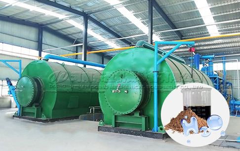 How to dispose oil sludge? What is a good oil sludge disposal method?