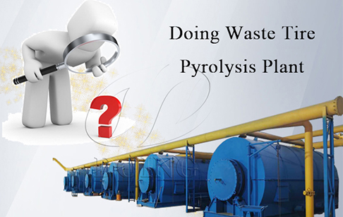 Will it be more profitable to buy second hand waste tire pyrolysis plant?