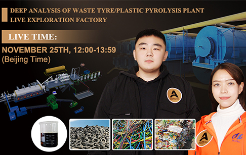 DOING Live Show - Deep Introduction to the Pyrolysis Plant