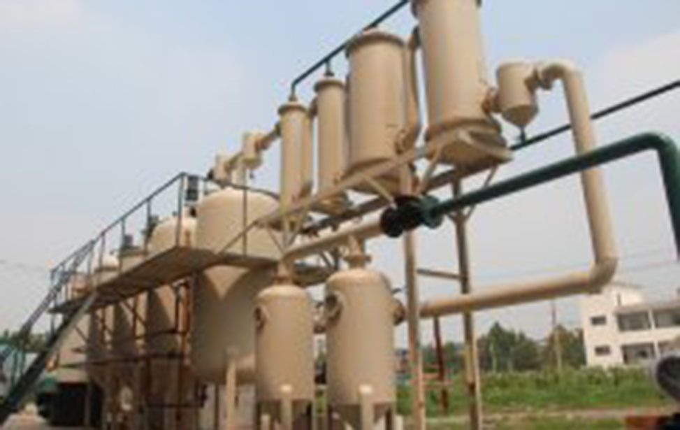 Oil Distillation plant