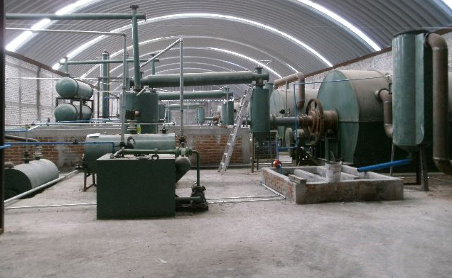 layout of our Mexico customer's factory