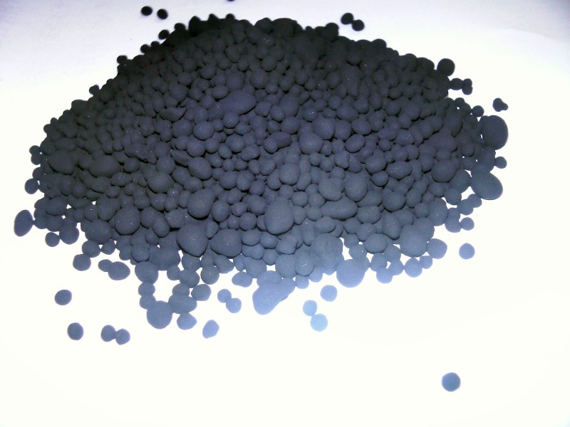 carbon black manufactured by the pyrolysis plant