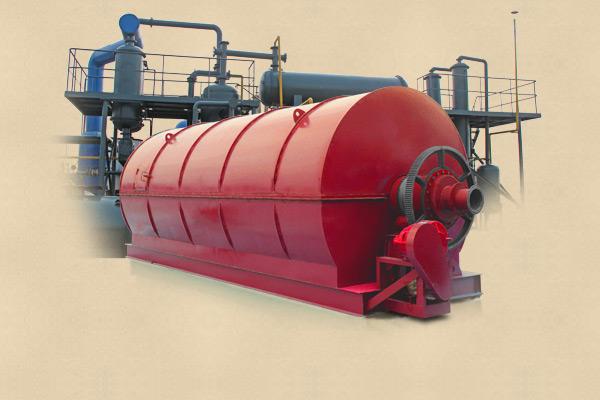 Pyrolysis gases