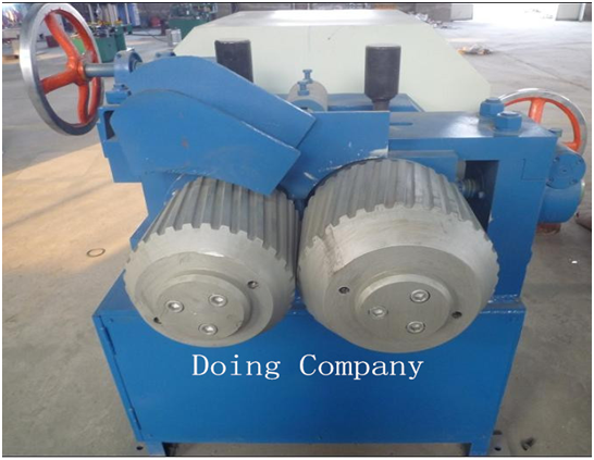 tire steel wire separator