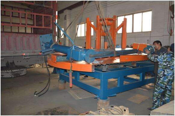 OTR sidewall cutting machine