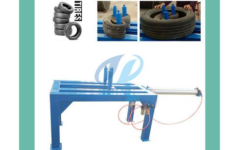 tyre tripling machine