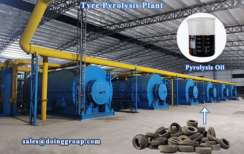 What operations can ensure that we get more waste tire pyrolysis oil?